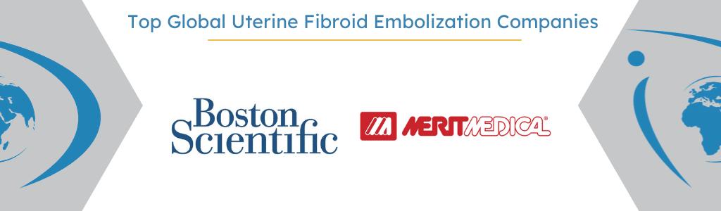 Boston Scientific and Merit Medical: Leader's in the global uterine fibroid embolization device market