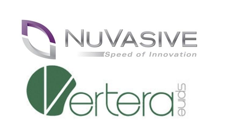 NuVasive Announces Acquisition Of Vertera Spine