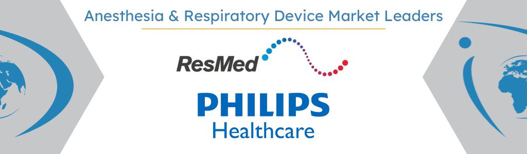 Top EU Anesthesia, Respiratory & Sleep Therapy Device Companies