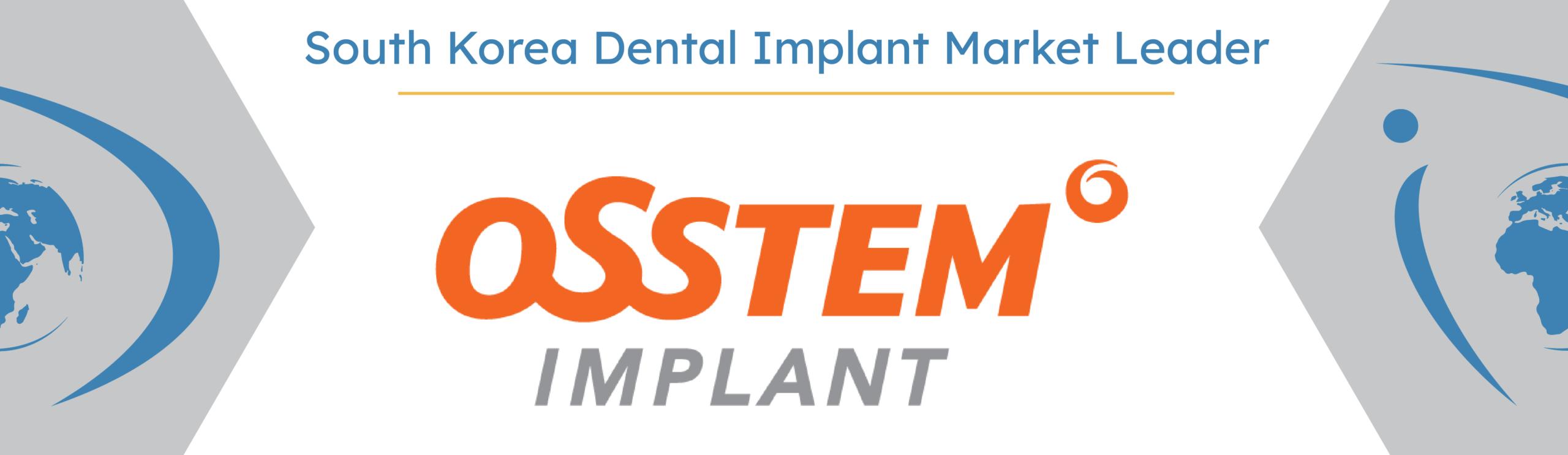 South Korea Dental Implant Market Leader