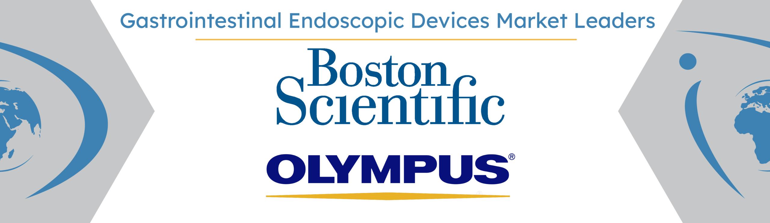Gastrointestinal Endoscopy Devices Market Leaders