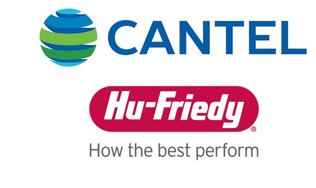 Cantel and Hu Friedy Company Logo