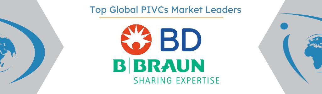 Global PIVCs Market Leaders