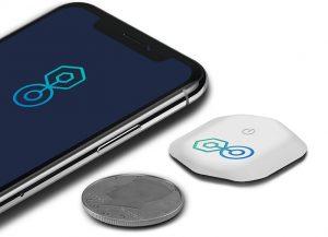 BioButton Mobile Device Tracks COVID-19 Symptoms for 30 Days