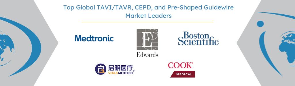 Edwards Lifesciences, Medtronic, Boston Scientific, Venus MedTech, Cook Medical: Leaders in the global market
