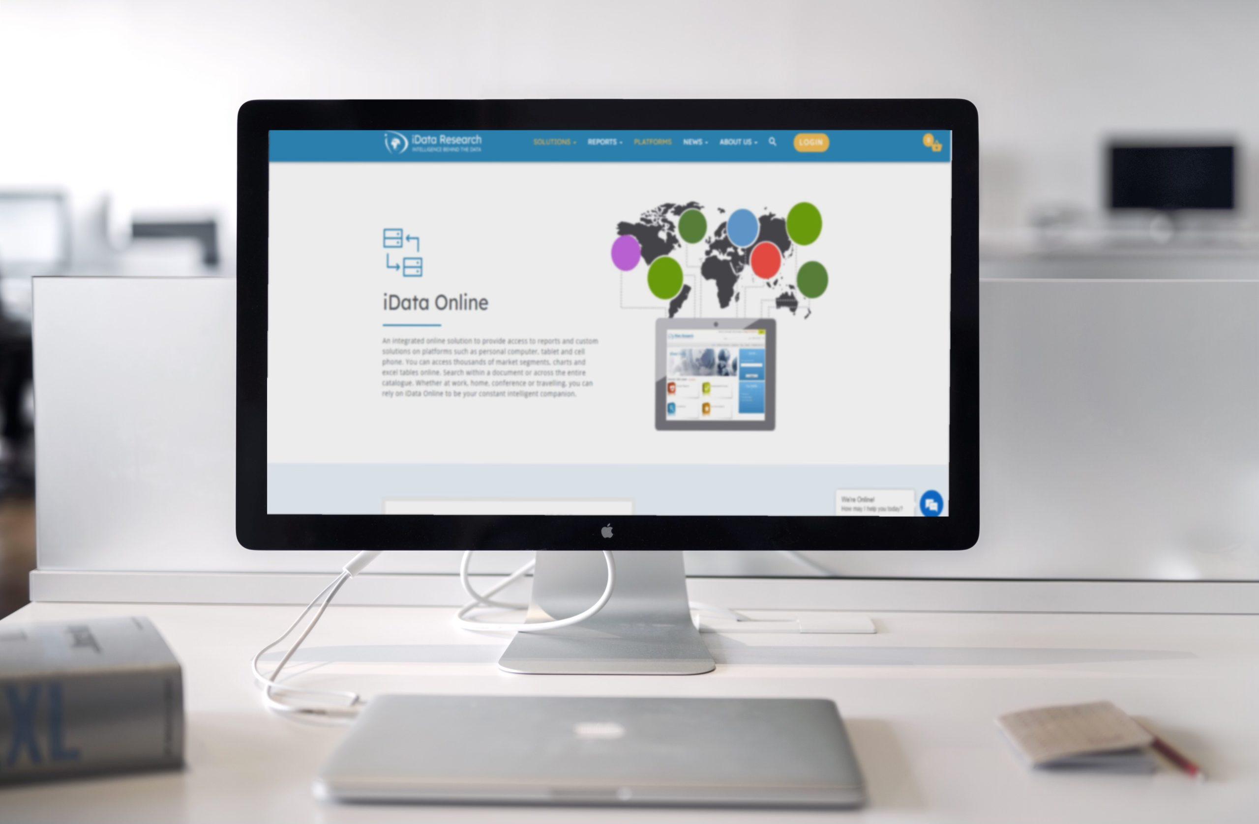 iData Online: Virtual Platform for Medical Device Industry